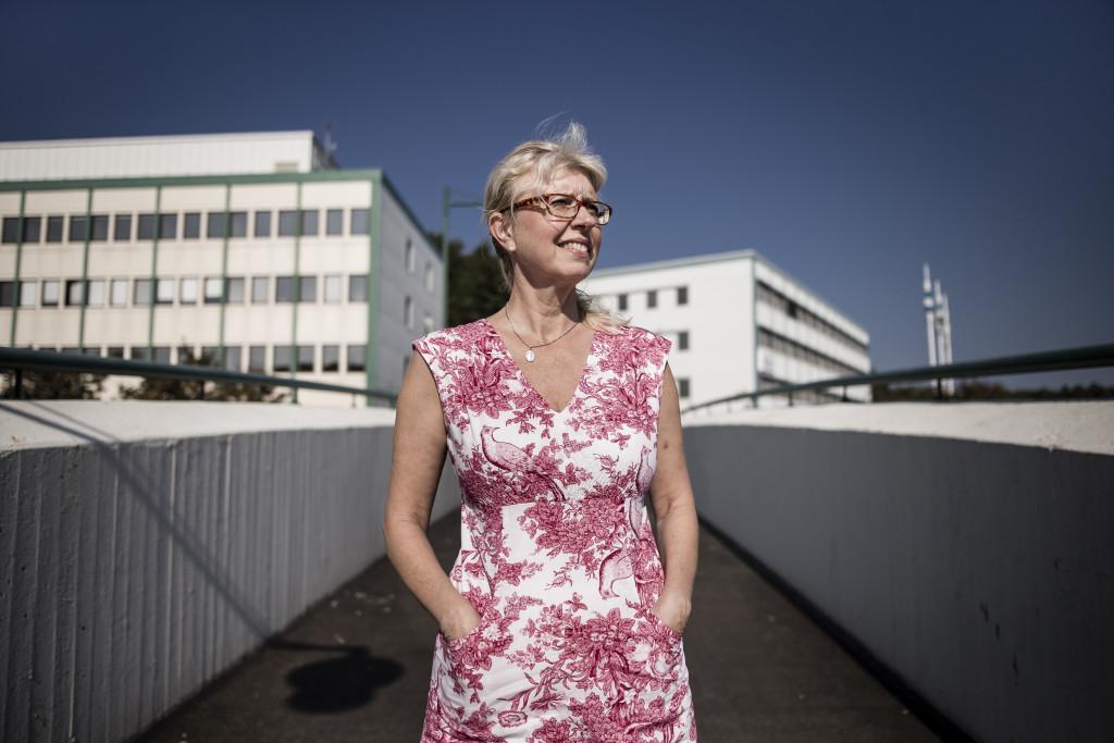 Maria Wallin, sociolog, strategisk analytiker. Foto: Anders Deros